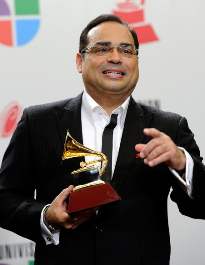Gilberto Santa Rosa 11th Annual Latin GRAMMY