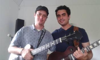 Kurt Rosenwinkel y Hector