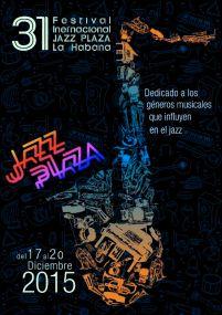 Habana Jazz Plaza 2015