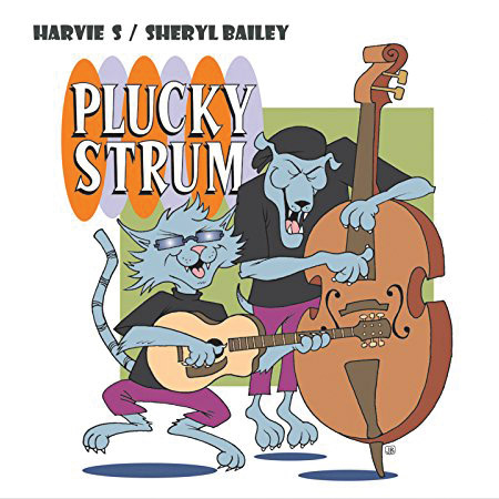 Sheryl Bailey & Harvie  S   Plucky Strum