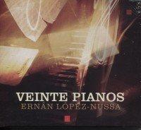 Veinte Pianos