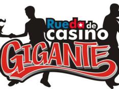 Rueda de casino gigante 2015
