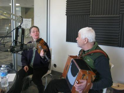 Lausanne & Rick w f & banjo 1