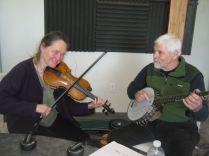 Lausanne & Rick w f & banjo 2