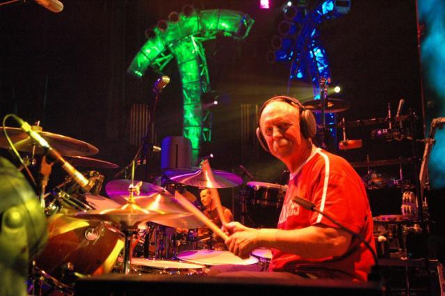 Butch Trucks Allman Bros drummer