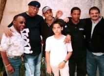Carlitos Rios 1 con Chucho et al