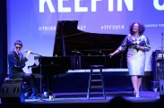 Justin K Keep On Concert 2014 w D Reeves