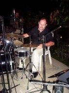 Enrique Pla baterista de notable trayectoria 1