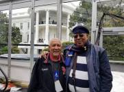 Paqman & Chucho white house