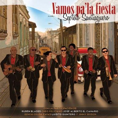 Septeto Santiaguero - Vamos pa'la fiesta (2012)