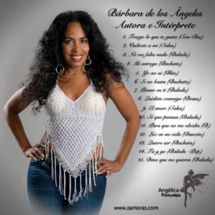 Barbara de los Angeles Baby Anacaona