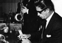 Felipe D y saxofonista