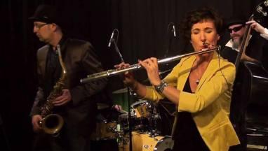 German flutist Isabelle Bodenseh 1