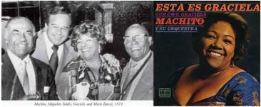 Graciela La Gran Dama de laMusica Cubana y el Latin Jazz LP