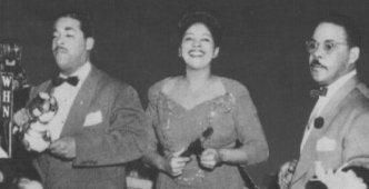 Machito Bauza y Graciela 2