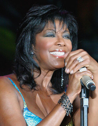 Natalie Cole in 2007