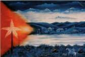 100-sones-bandera-cubana-con-paisaje