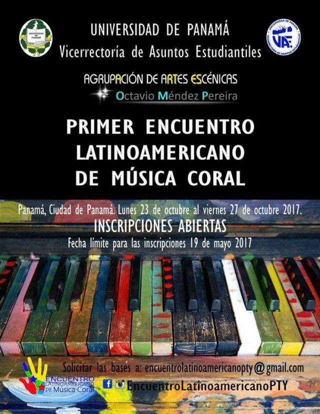 1er Encuentro Latinoamericano de Musica Coral