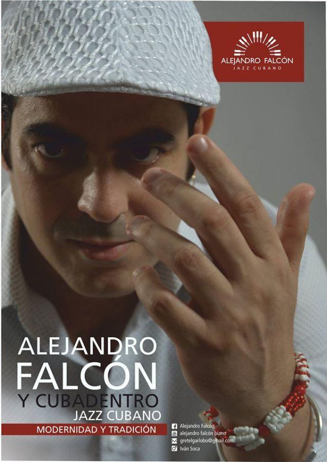 Alejandro Falcon poster