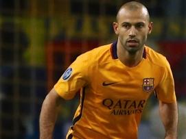 Barca FC javier-mascherano un defensor muy necesario para triunfar