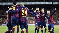 Barcelona FC de Fiesta regresa a los primeros lugares de La Liga S