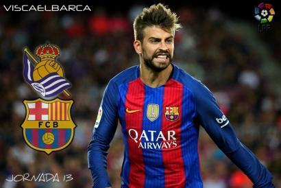 Barcelona FC Gerard Pique defender