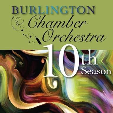 Burlington Chamber Orch 10th Season
