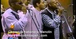Charanga Habanera con Manolin TVC 1997