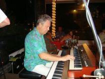 Chas Eller Vt keyboards master from Kilimanjaro fame