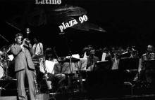Fest Int Jazz Plaza de La Habana 1990 c Dizzy Gillespie