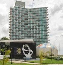 Hotel Riviera Salon El Elegante Universidad del Jazz Cubano