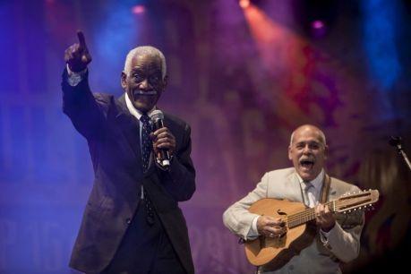 Ignacio Carrillo Mazacote y Barbarito Torres