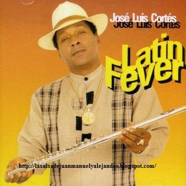 Jose Luis Cortes CD Latin Fever 1997