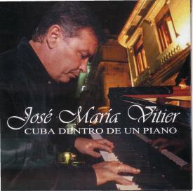 jose -maria vitier Cuba dentro de un piano -1999