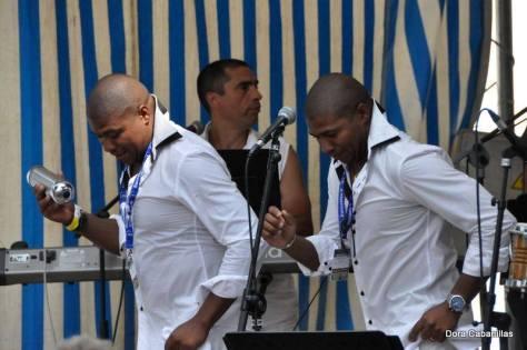 Los Angelitos Negros de Cuba FEST LATINO 2012