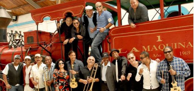 Los-Van-Van de Juan formell 2do Fest de la Salsa en Cuba 2016