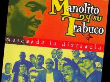 Manolito y su Trabuco CD Marcando la distancia Eurotropical