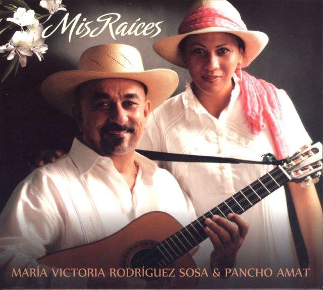 Maria Victoria y Pancho Amat CD Mis Raices