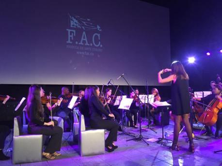 Orquesta de Camara de La Habana en la FAC 2