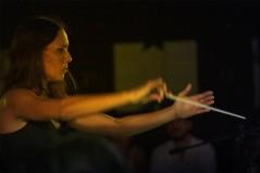 orquesta-de-camara-de-la-habana y su dtora Daiana Garcia