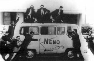 Orquesta de Neno Gonzalez Charanga historica de Cuba
