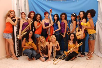 Orquesta Femenina Cubana Anacaona