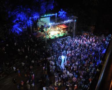 Paqrque Metropolitano de la Habana antiguo Parqua Almendares Fest Salsa 2017