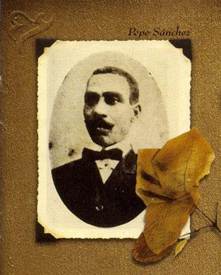 Pepe Sanchez autor del Bolero Tristezas 1