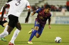 Rafina is another good Barcelona FC goal player