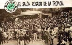 Salon Rosado de la tropical antes del remozamiento