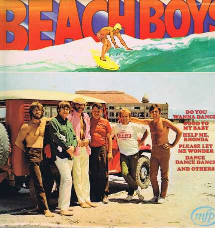 The Beach Boys LP