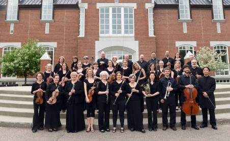The Burlington Chamber Orchestra 1