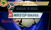 Uruguay-vs-Brazil Russia 2018 logo