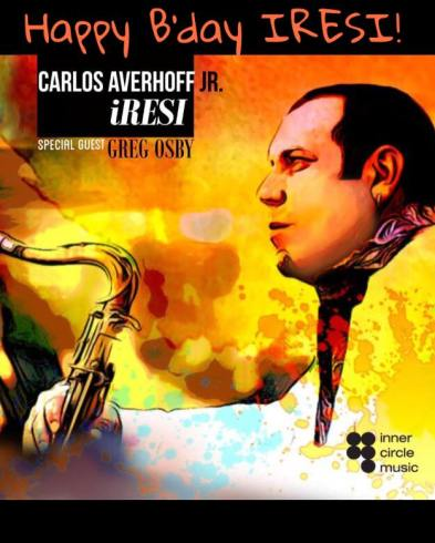 Carlos Averhoff Jr., Cd cover photo